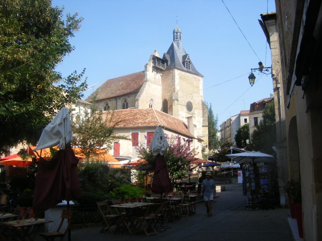Place Pelissiere, Bergerac