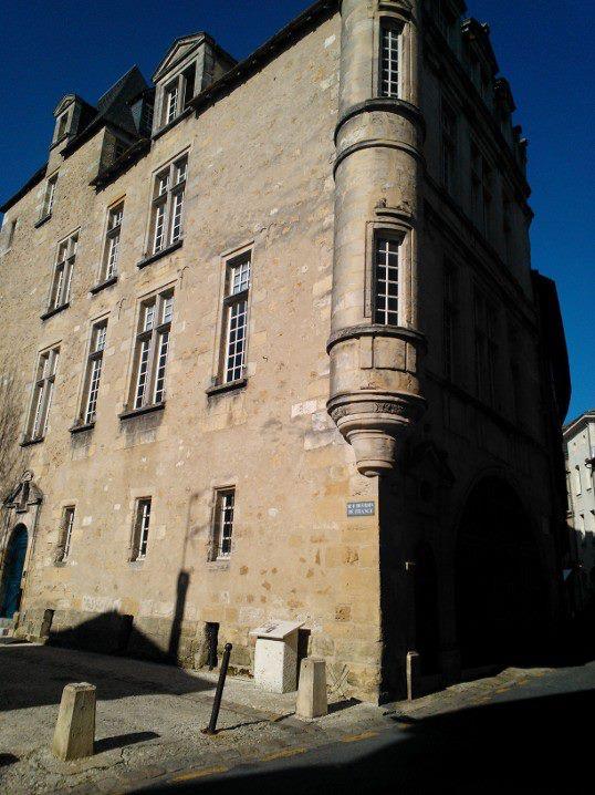 Chateau Peyrarede, Bergerac, Dordogne