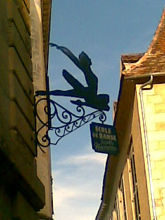 The Dance School, Bergerac