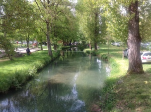 issigeac river